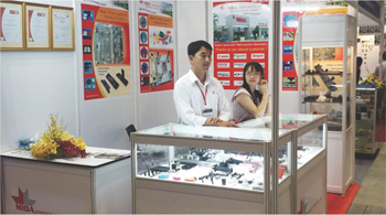 9 ~ 11/10/2014: MIDA PARTICIPATED THE VIETNAM – JAPAN EXHIBITION (JETRO) ON SUPPORTING INDUSTRIES AT SECC – HCM CITY.