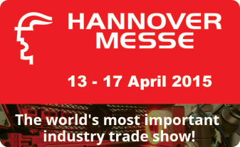 13~17/04/2015: MIDA combined with the CBI are honored to participate in Hannover Messe 2015 in Germany