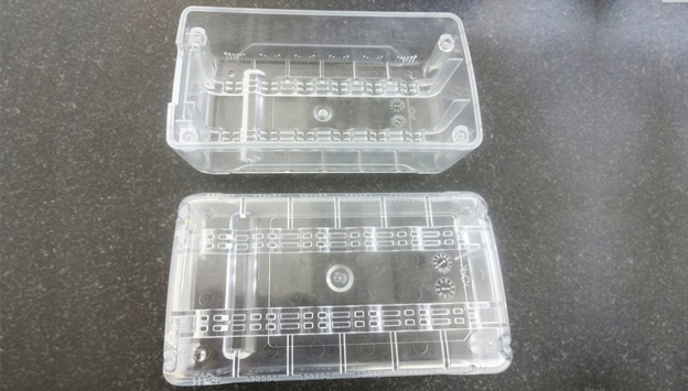 single injection mold 14